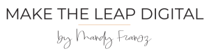 Make the Leap Digital logo