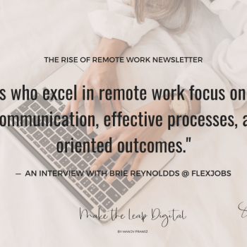 Flexjobs Rise of Remote Work